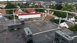 Platform-Roof-Fall-Protection